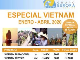 ESPECIAL VIETNAM
